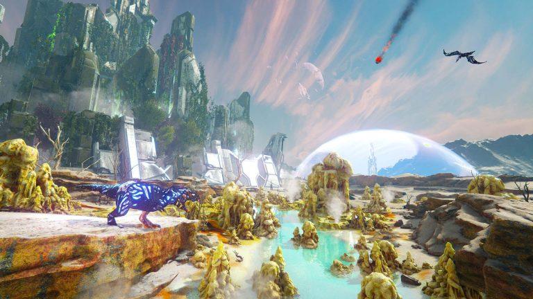 extinction teaser 1 ark division france