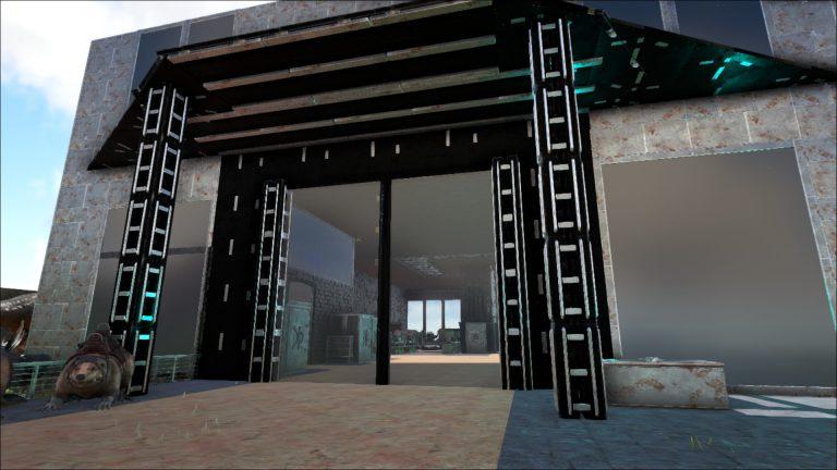 Dynamic gate ark division france structure plus survival evolved