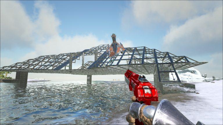 Demo gun ark division france mise a jour structure plus fr
