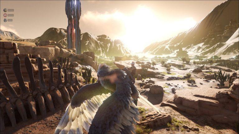 ark division extinction