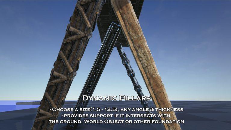 dynamic pillar ark survival ark division france