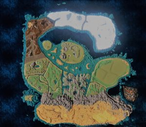 Abenus astrum map ark