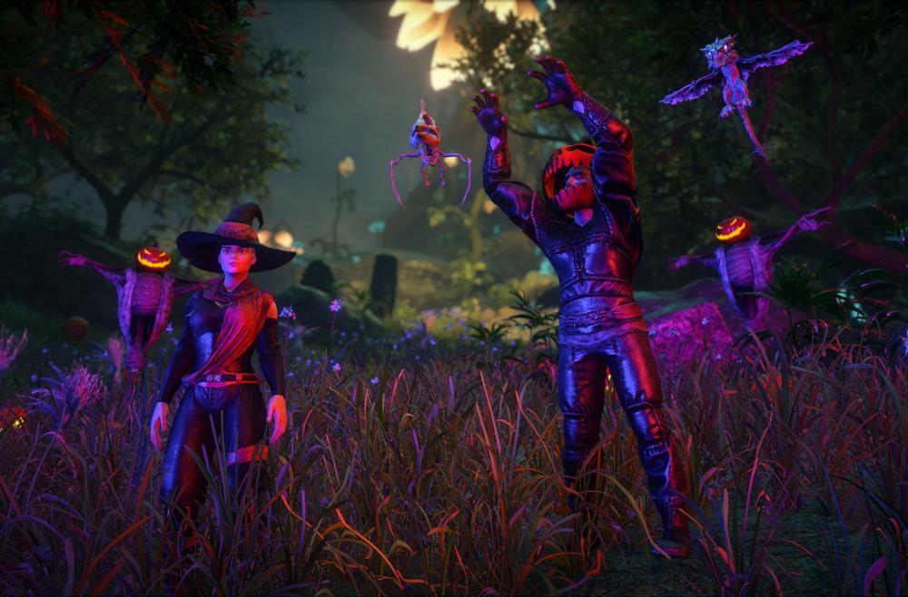 ARK Survival Fear Evolved 4 Halloween (2)