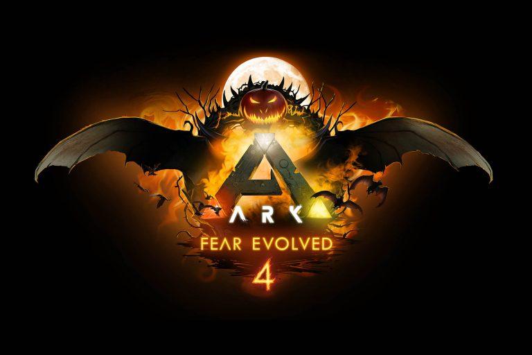 ARK Survival Fear Evolved 4 Halloween