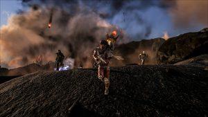 Ark Division Ragnarok map 3