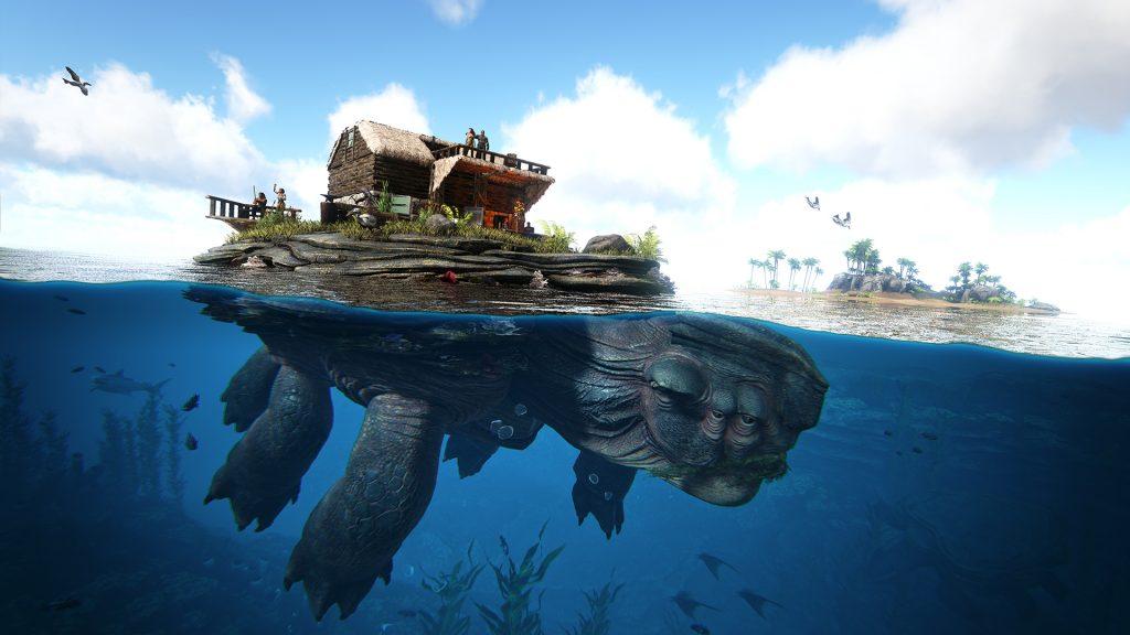 Ark Genesis 3