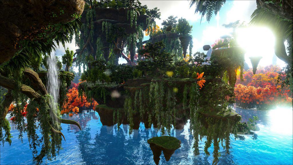 DLC Crystal Isles - ARK Division France-1