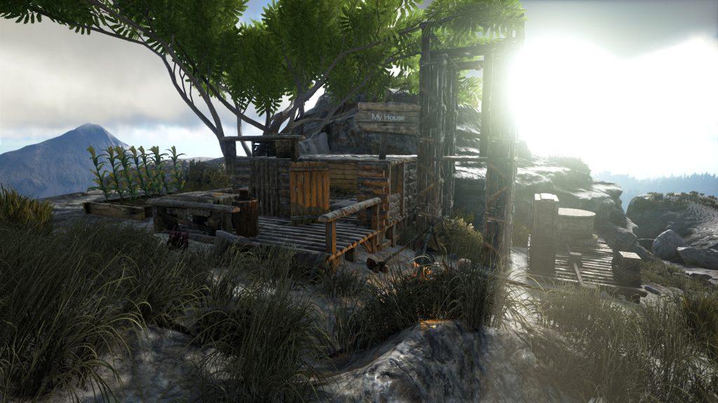 DLC Crystal Isles - ARK Division France-5
