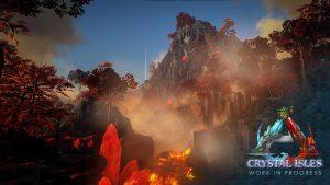 DLC Crystal Isles Ark division France
