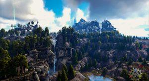 DLC Crystal Isles screenshot official 3 Ark division France