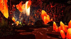 DLC Crystal Isles screenshot official 4 Ark division France
