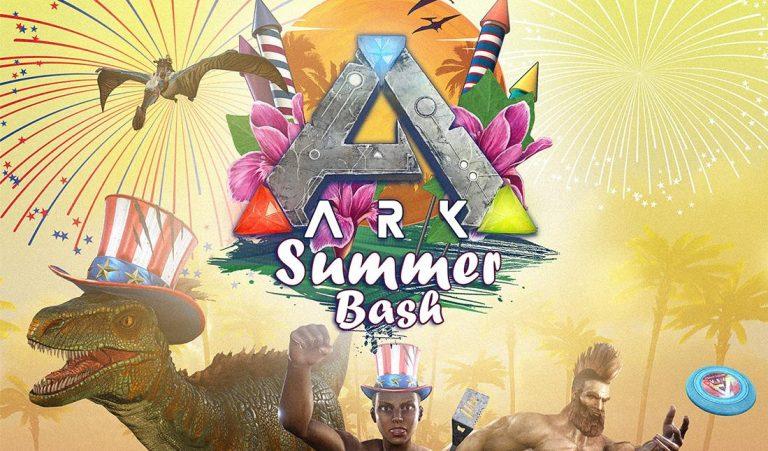 Event summer bash ARK Division France 2020