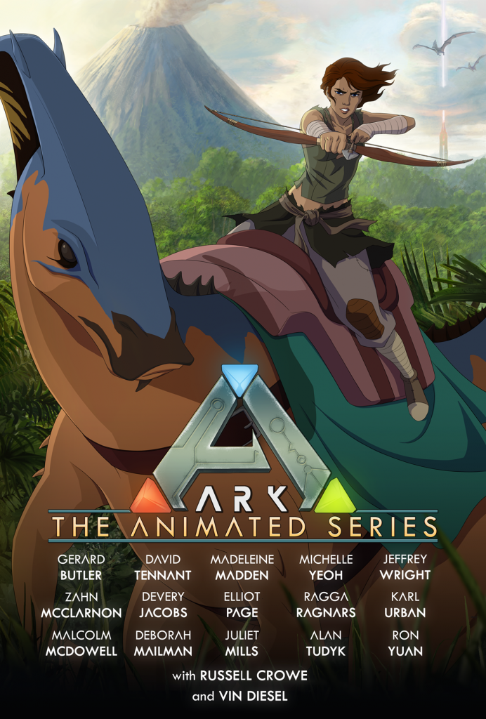 ARK Survival Genesis 2 part 2 Division France 14
