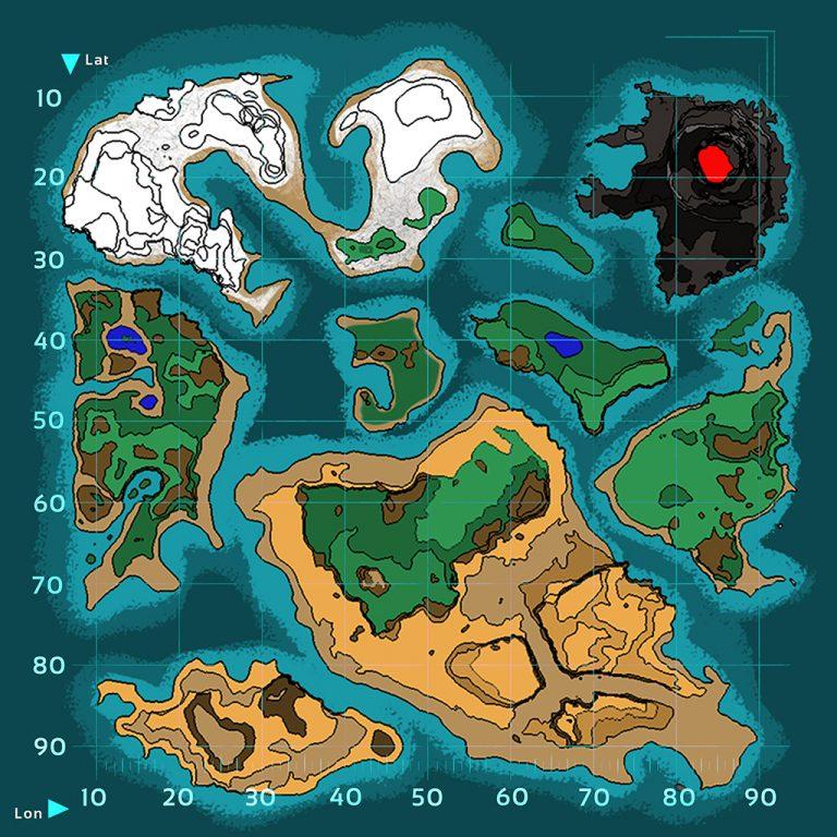 Map Hope
