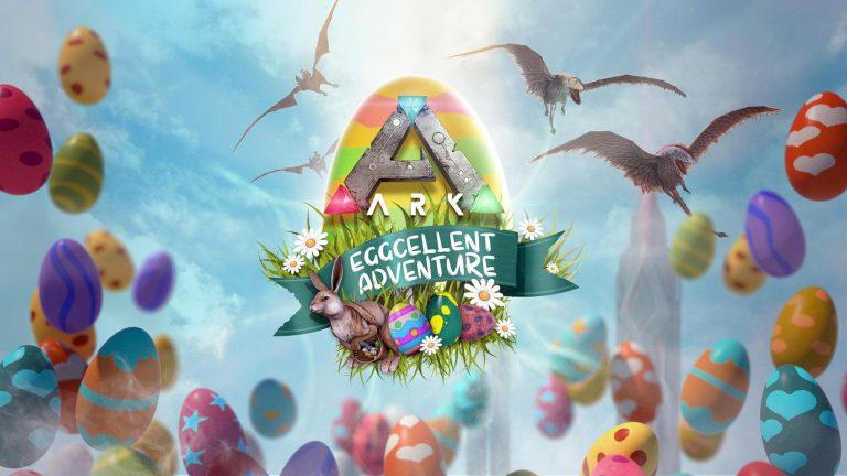 eggcellent adventure ark survival Division France