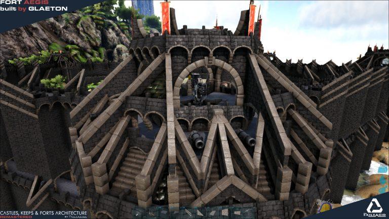 Mod-castle-keep-Ark-division-france-7