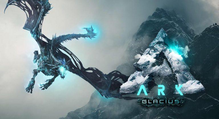 ark survival mod glacius ark division france