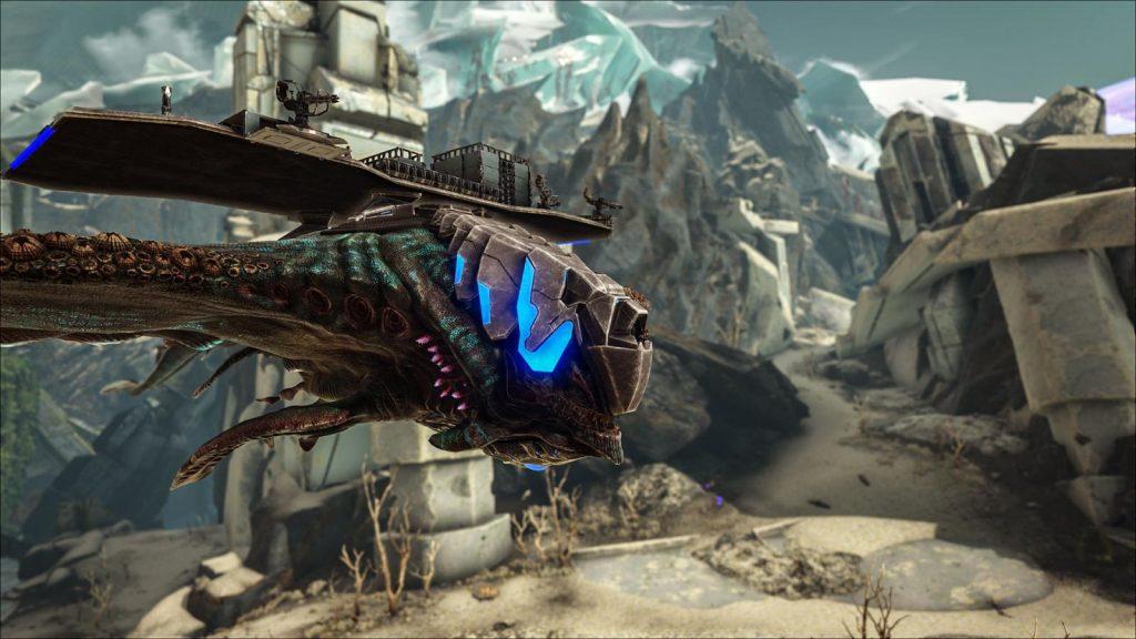 ark survival extinction france titan