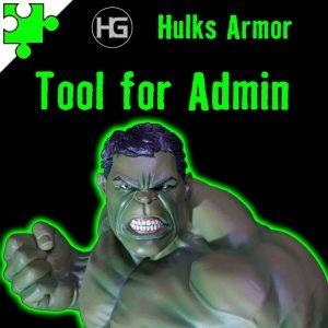 mod Hulk Armor Ark Division France survival
