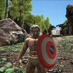 mod Hulk Armor ark division france survival 3