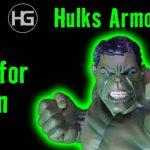 mod Hulk Armor ark division france survival 5