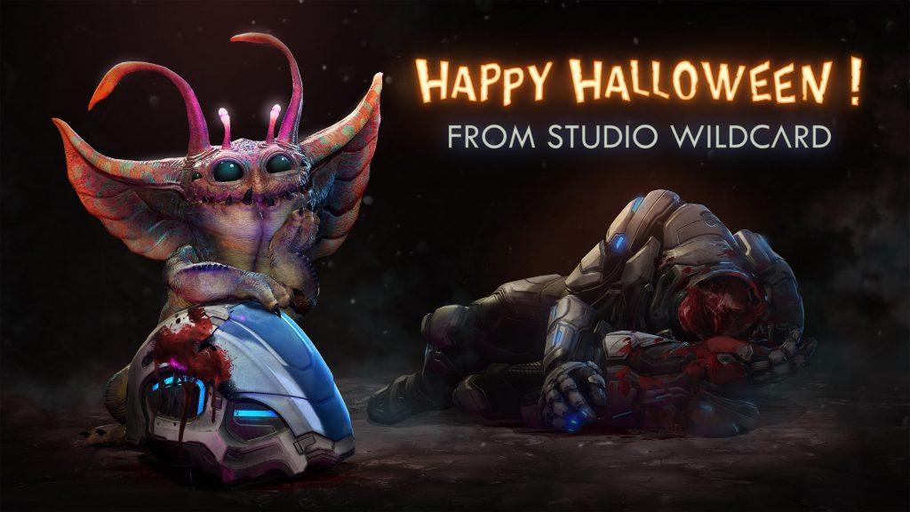 nouvelle creature ARK Genesis 2 halloweenARK Division France