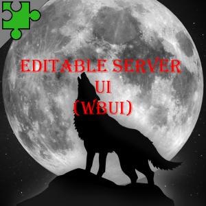 Ark Division WebUI